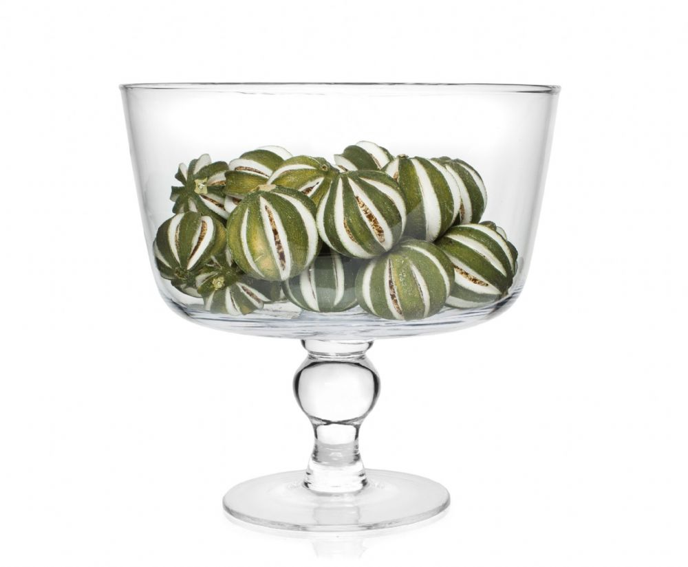 Retro Serving Bowl | Solavia Fine Glassware
